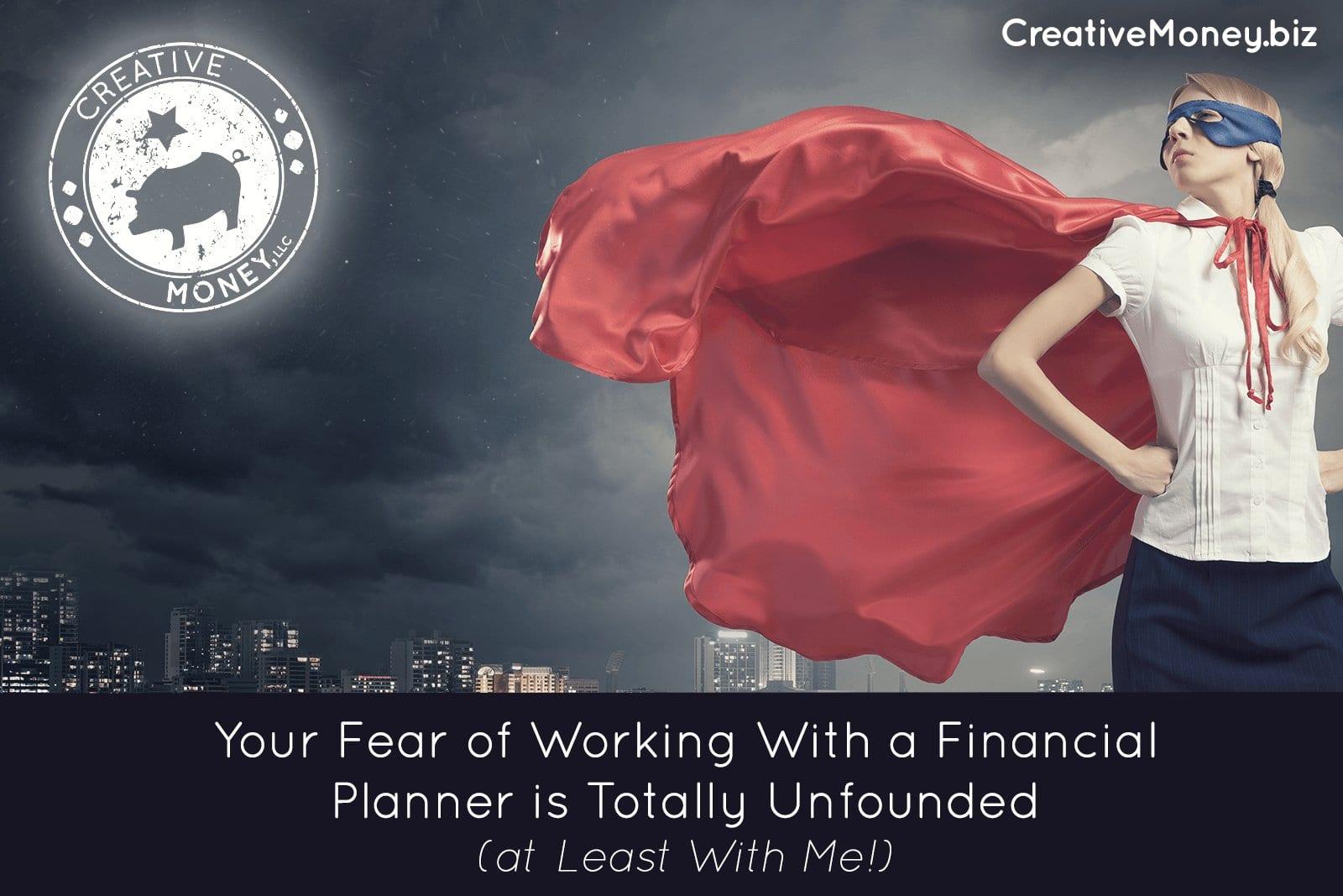 fear of financial planning