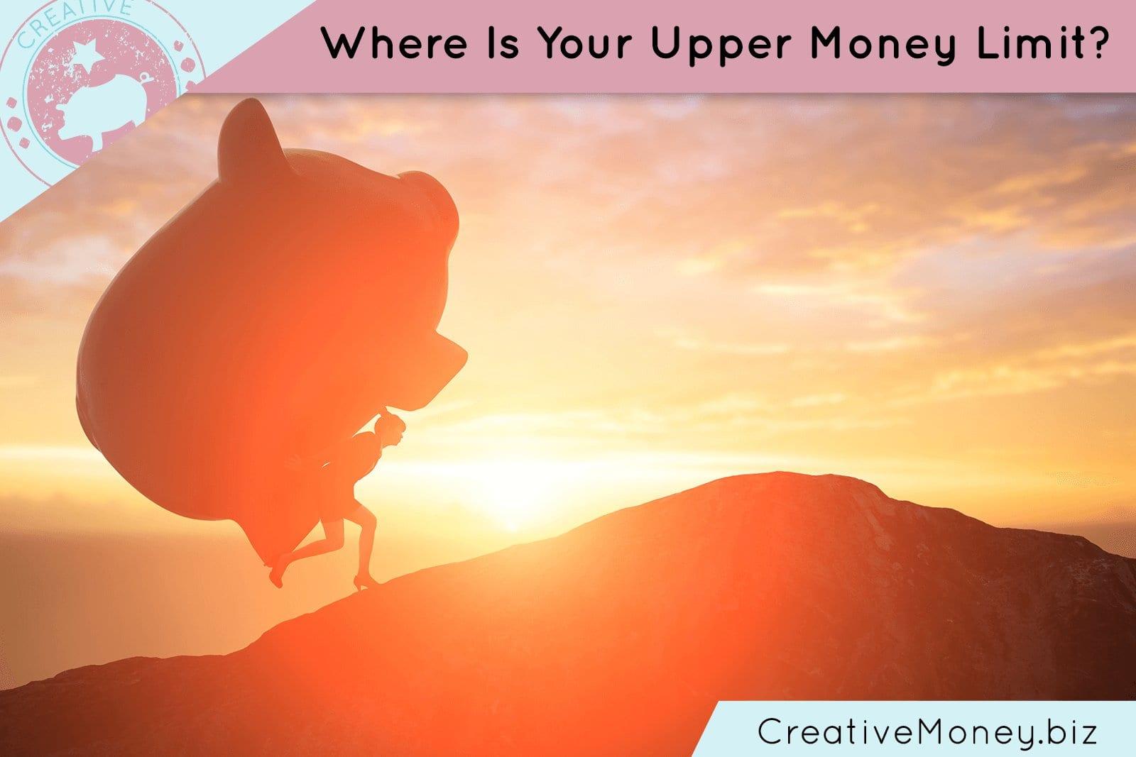 upper money limit