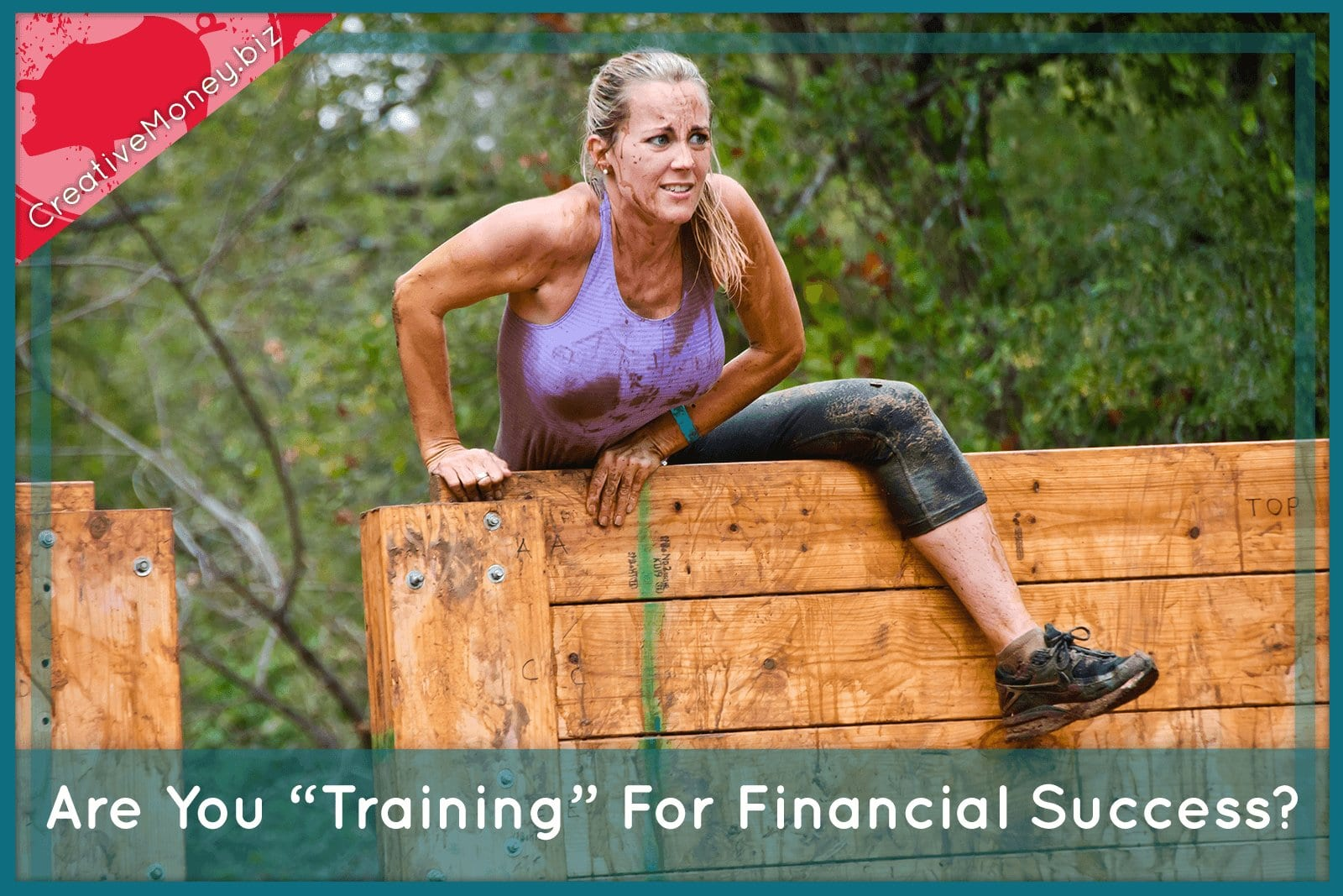 "Are You ""Training"" For Financial Success"