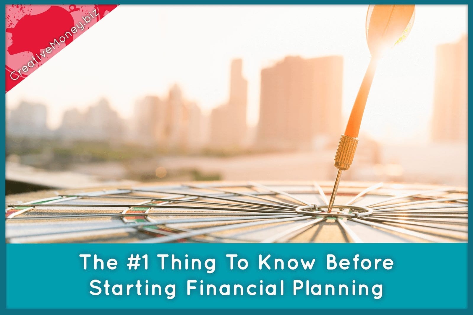 Don't Start Financial Planning Unless You Know This One Thing