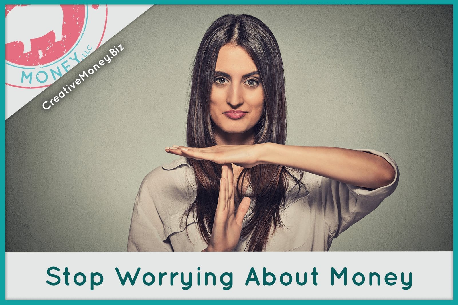 Worrying about money
