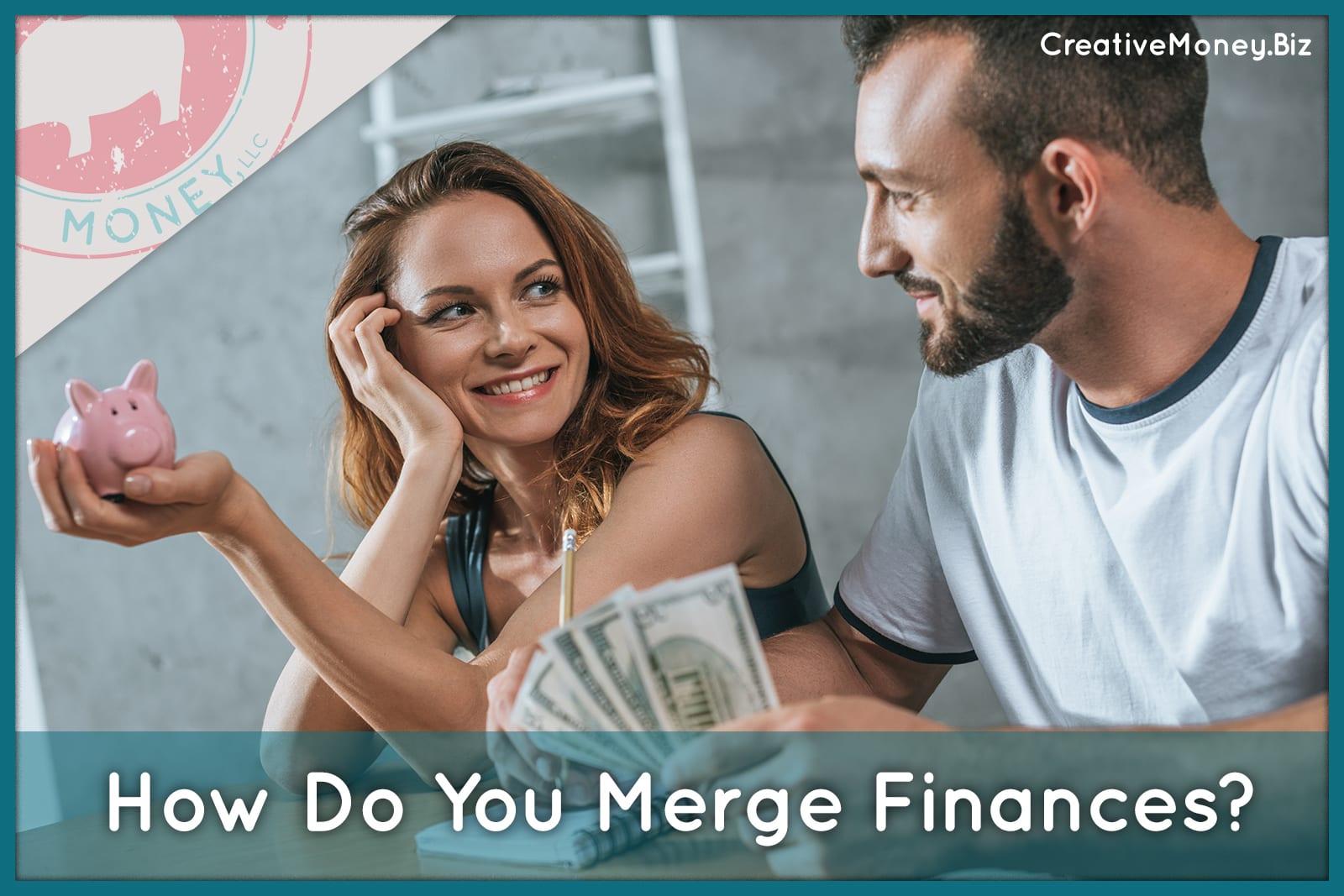 Merge finances